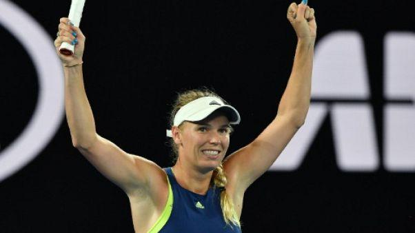 Open d'Australie: Caroline Wozniacki sept ans plus tard