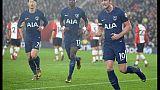 Times parla di un forte interessamento per bomber del Tottenham