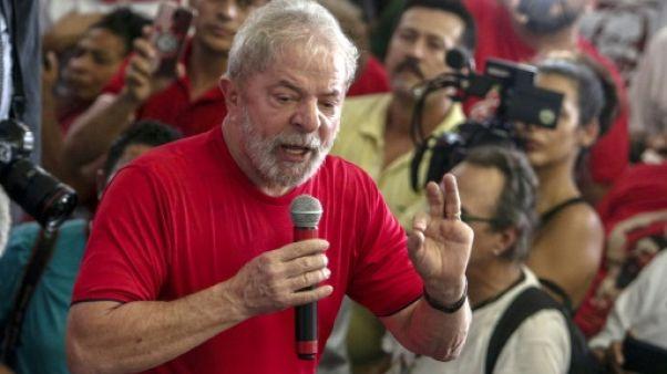 Brésil: Lula en mauvaise posture à son procès en appel