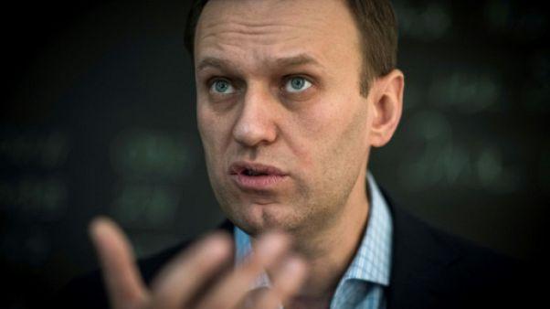 """Alexeï Navalny devant la CEDH pour dénoncer l'""""arbitraire"""" de l'Etat russe"""