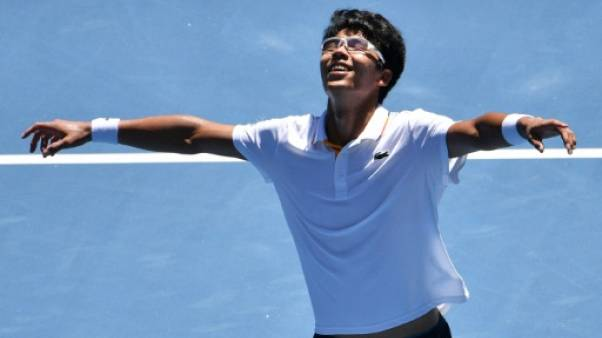 Open d'Australie: le Sud-Coréen Chung poursuit son beau parcours jusqu'en demi-finale