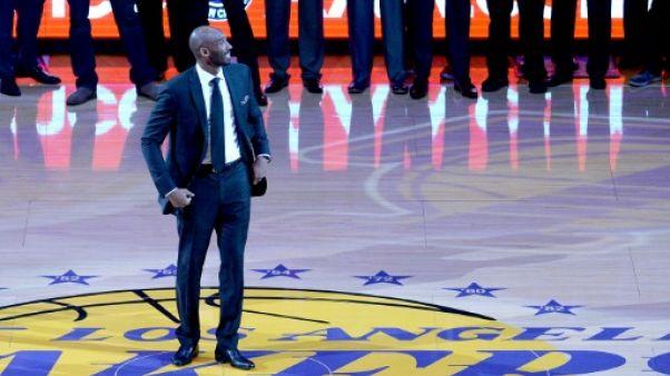 NBA: la nomination aux Oscars de Kobe Bryant fait grincer des dents
