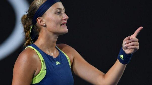 Open d'Australie: Mladenovic se console en double