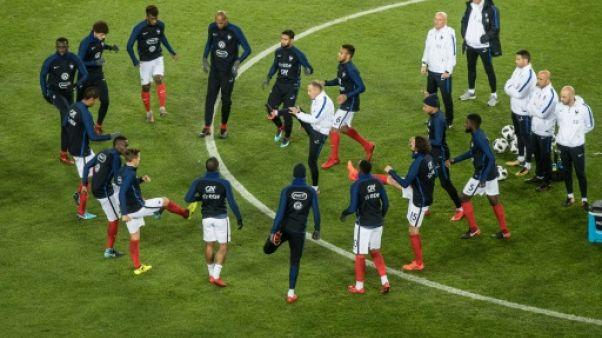 UEFA: les Bleus vont découvrir la Ligue des nations