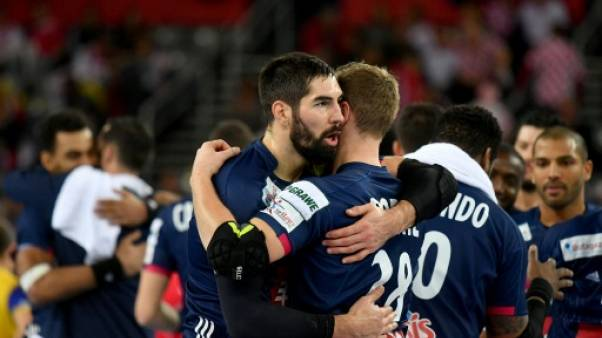 Hand: France-Croatie accueil hostile en perspective