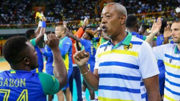 "Jackson Richardson, un ""barjot"" du handball français au Gabon"
