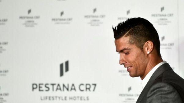 Cristiano Ronaldo poursuit le développement de sa chaîne d'hôtels CR7