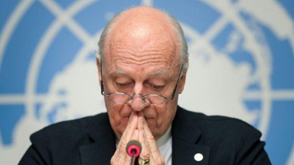 Syrie: Vienne et Sotchi, deux rendez-vous pour une seule paix