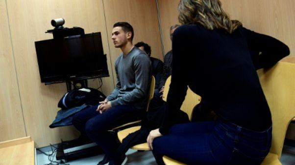 Espagne: prison requise contre Lucas Hernandez pour non-respect de sa condamnation