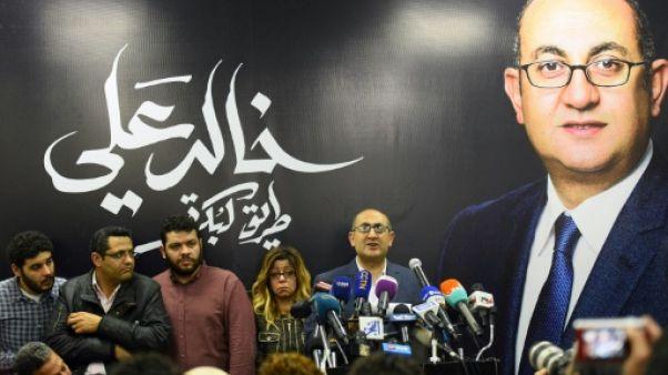 Présidentielle en Egypte: un autre candidat jette l'éponge face à Sissi
