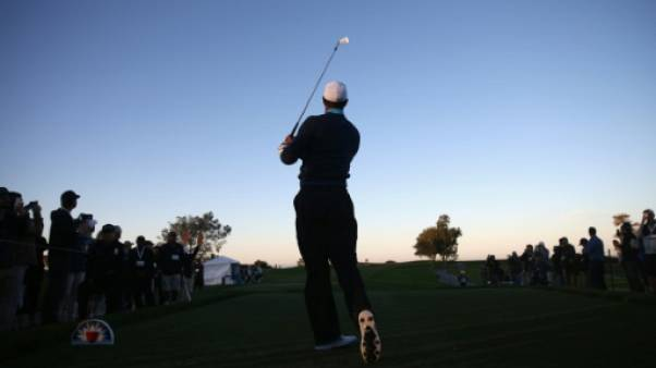 Golf: Woods de retour dans l'un de ses jardins à Torrey Pines