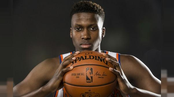 NBA: Ntilikina retenu pour le match des étoiles montantes au All Star Game