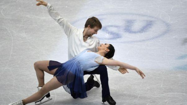 Patinage: les Américains Hawayek et Baker mènent la danse au Quatre Continents