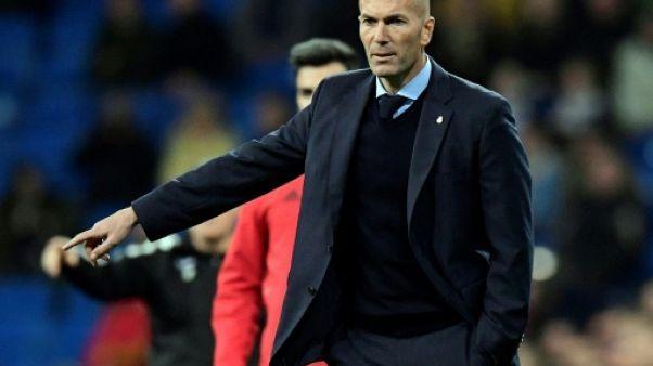Ligue des champions: Zidane désormais à quitte ou double face au PSG