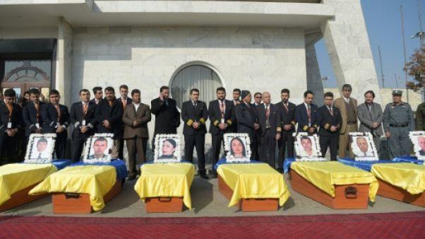 A l'Intercontinental à Kaboul, un bilan toujours incertain