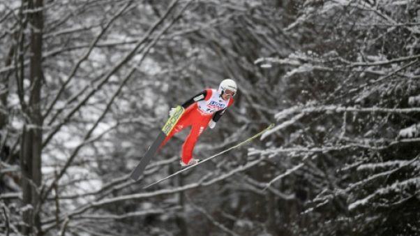 JO-2018: le sauteur à ski suisse Simon Ammann disputera ses 6es Jeux