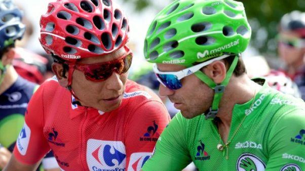 Tour de Catalogne: Valverde et Quintana au départ