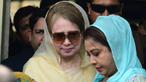 Bangladesh: le parquet réclame la prison à vie pour la chef de l'opposition