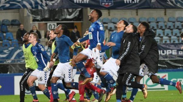 Coupe de France: Strasbourg enfonce Lille et file en huitièmes
