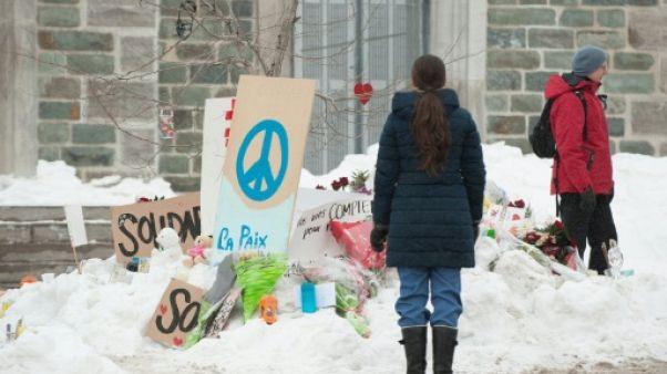 Un an après, la tuerie à la mosquée de Québec laisse des traces