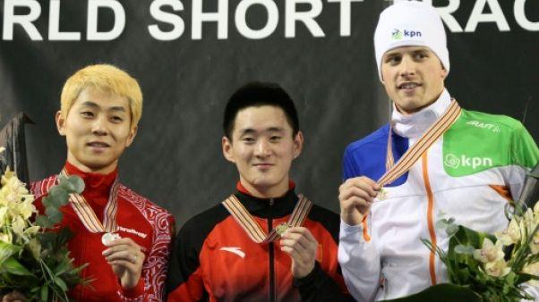 Dopage: la star du short-track Viktor Ahn exige des explications du CIO