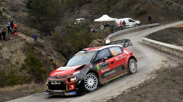 """Rallye Monte-Carlo: les ouvreurs, """"héros méconnus"""""""