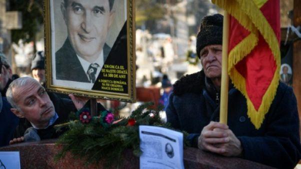 Roumanie: nostalgie et amertume pour les 100 ans de la naissance de Ceausescu