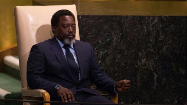 Le président Kabila veut une clarification avec l'ONU