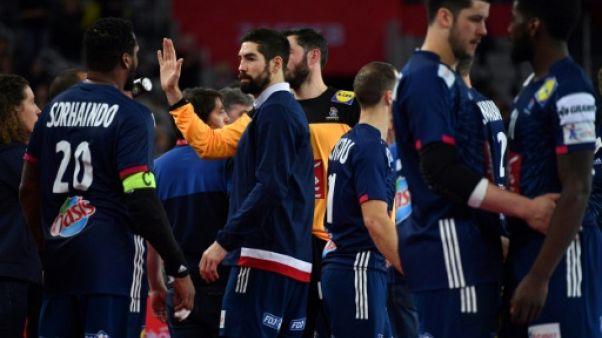 Hand: les Français chutent face à l'Espagne en demi-finales de l'Euro