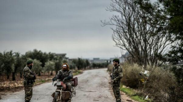 Syrie: Azaz, une ville aux premières loges face à la bataille d'Afrine