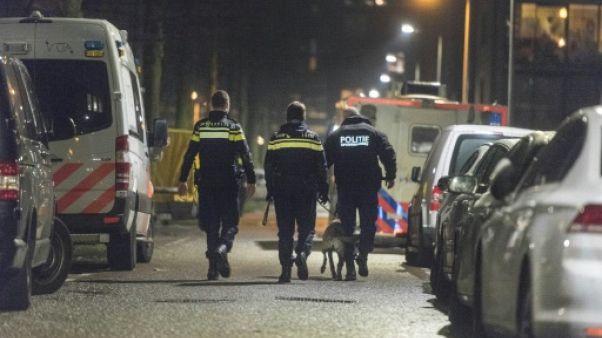 """Un mort et deux blessés lors d'une fusillade à Amsterdam, la piste """"terroriste"""" écartée"""