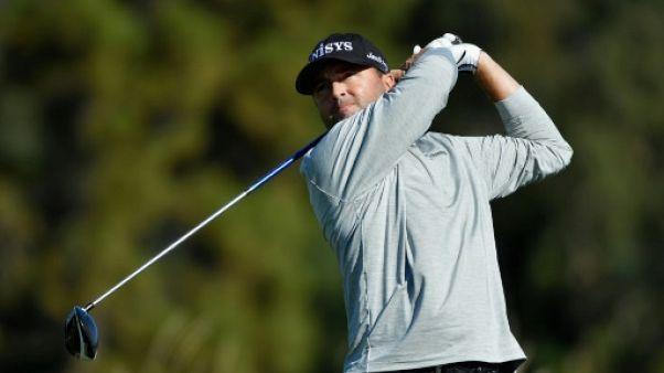 Golf: Palmer passe en tête au 2e tour du Farmers Insurance Open