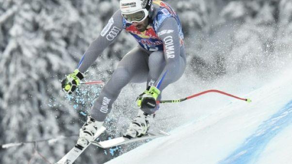 Ski: dernière descente messieurs, à Garmisch, avant les JO
