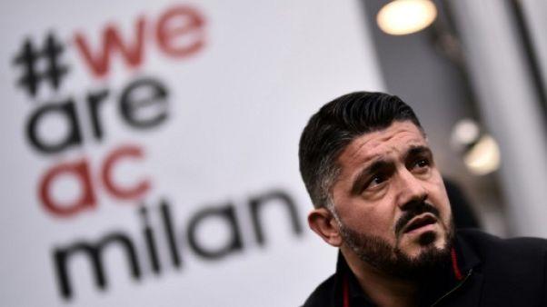 Italie: l'AC Milan en quête de déclic face à la Lazio