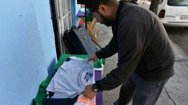 """Deportados Brand"": la marque mexicaine qui soutient les migrants expulsés"