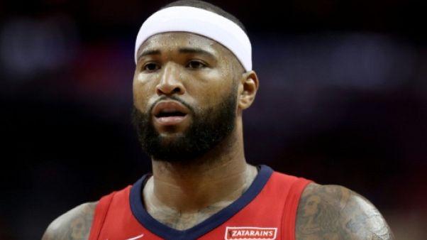 NBA: La Nouvelle-Orléans fait tomber Houston mais perd son All Star DeMarcus Cousins