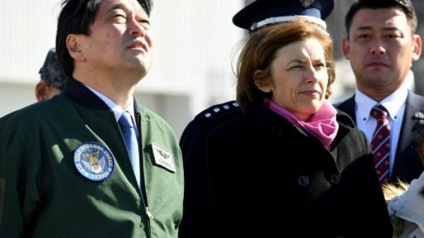 La France appelle le Japon à aider la force du G5 Sahel