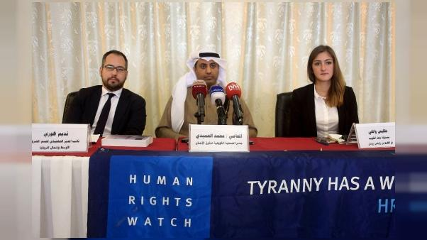 """Familles de jihadistes en Syrie: """"un fardeau"""" pour les Kurdes, selon HRW"""