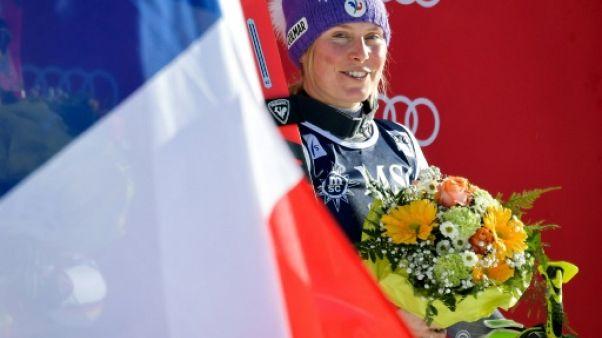 "Ski: ""Un vrai combat"" pour Tessa Worley"