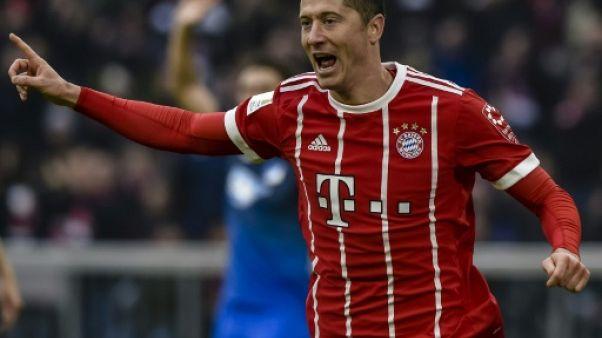 Allemagne: le Bayern se fait une petite frayeur