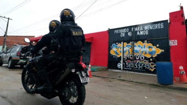 Fusillade dans un bal populaire dans le nord-est du Brésil : 14 morts