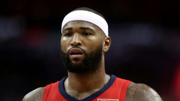 NBA: Nouvelle-Orléans: rupture du tendon d'Achille confirmée pour Cousins