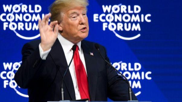 Trump serait prêt à signer une nouvelle version de l'accord de Paris sur le climat