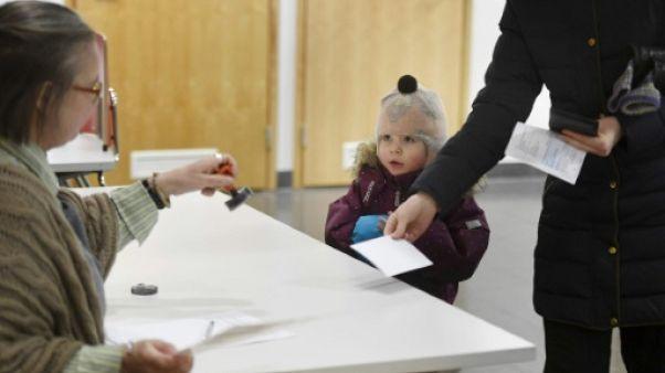 Présidentielle en Finlande: le sortant Niinistö grand favori
