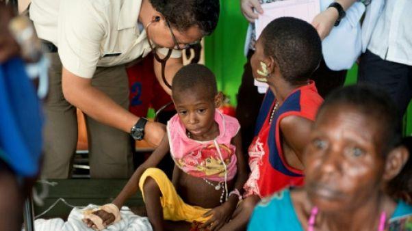 Indonésie: épidémie mortelle en Papouasie