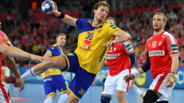 Euro de hand: la Suède veut retrouver sa gloire passée