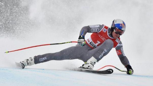 Ski: Pinturault et les géantistes en quête de repères avant les JO