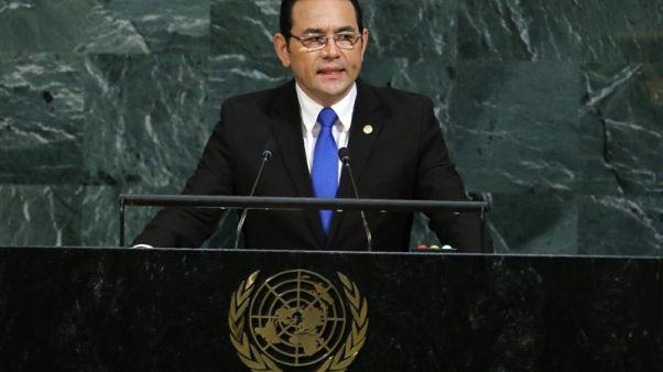 Israel praises Guatemala over Jerusalem embassy move