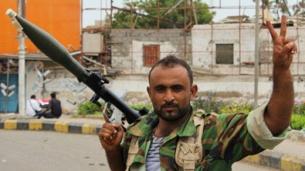 Yémen: des séparatistes s'emparent du siège du gouvernement à Aden