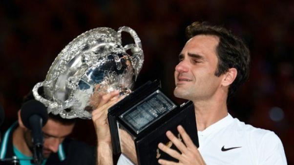 Open d'Australie: Roger Federer, l'inusable champion